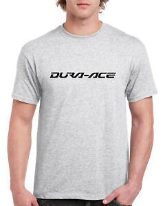 Dura Ace T Shirt Tee Cycling Vintage Bike Hoody Retro top NEW Printed
