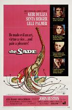 35mm trailer DE SADE ('69) - red band Corman / Matheson sexploitation