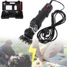 320W Pro Tondeuse pour Animal Electrique Mouton Cheveux Animaux Alpaga Cheval