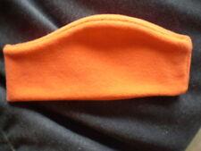 Stirnband - Schweissband für Ski / Tennis / Sport  ca. 8 cm Breit in ORANGE /Neu