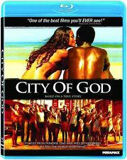 CITY OF GOD (Leandro Firmino da Hora) - BLU RAY - Region A - Sealed
