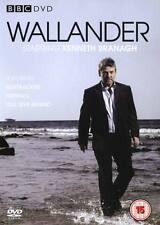 Wallander starring Kenneth Branagh [2 Disc DVD] 3 Feature Length Episodes