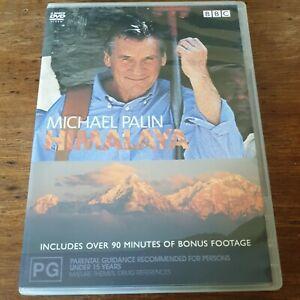 Michael Palin's Himalaya BBC DVD R4 Like New! FREE POST