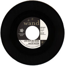 """WALTER WILSON  """"LOVE KEEPS ME CRYING""""  NORTHERN SOUL CLASSIC"""