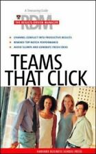Teams That Click (The Results-Driven Manager Serie