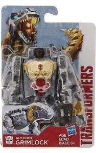 "Hasbro Transformers Authentics Autobot Grimlock 5"" DMG Package Dinobot"
