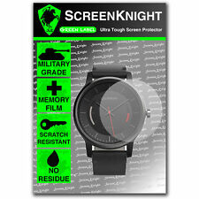 ScreenKnight Garmin Vivomove SCREEN PROTECTOR invisible military Grade shield