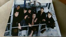 Falcons Mas All a Del Amor CD Rare Htf oop Latin Music Por Esta Perdona dos loco