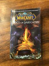 World of Warcraft Pb Tides of Darkness 1st Printing 2007 Rosenberg Nice Copy
