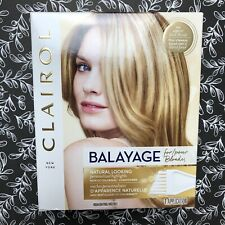 Clairol Balayage for Blondes Natural Looking 1 Application NEW in Box Highlight