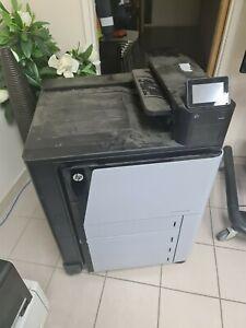 HP LaserJet M855 Laser Printer - Colour - Plain Paper