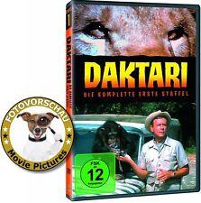 4 DVD Set: Daktari - Die komplette erste Staffel (18 Episoden aus Wameru) 4 DVDs
