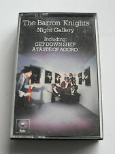 The Barron Knights - Night Gallery - Cassette, Used Very Good