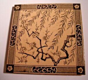 Antique Minton's Aesthetic Tile