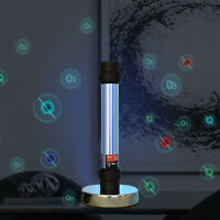 UV Sterilizer Lamp Germicidal Disinfection Home Ultraviolet Ozone Table Light