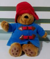 Michael Bond Paddington Bear Plush Toy Marks and Spencer 22cm Tall!