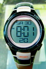 "ARMITRON ""Pro-Sport"" Women's 10-ATM Quartz LCD Sport Watch-RUNS!-FREE SHIPPING!!"
