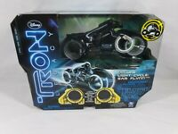 Tron Legacy Series 1 Deluxe Light Cycle Sam Flynn Vehicle Spin Master 2010