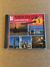 CD TR**ETHEM ADNAN ERGIL - TURKISH FOLK GUITAR 2/ CD Im Top Zustand