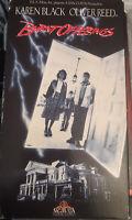 Burnt Offerings MGM VHS Karen Black Oliver Reed