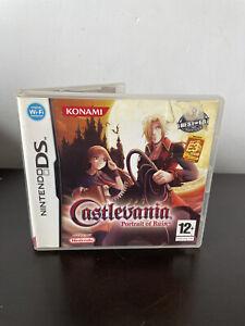 Castlevania: Portrait of Ruin (Nintendo DS, 2007)