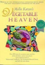 Mollie Katzens Vegetable Heaven: Over 200 Recipes