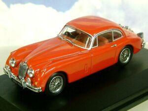 Oxford Diecast 1/43 1957-1961 Jaguar XK150 Xk 150 Coupé Carmen Rojo JAGXK150003