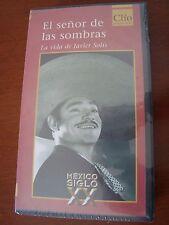 JAVIER SOLIS biografia biography VHS Tape cinta year 2000 Los 3 gallos MEXICO