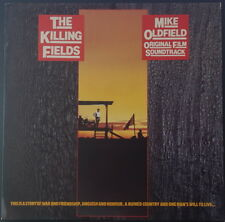 THE KILLING FIELDS - SOUNDTRACK MIKE OLDFIELD 1984 VIRGIN V2328 UK VINYL ED 1