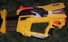 Nerf N-Strike Firefly Rev 8 Dart Gun Flashing Light Blaster