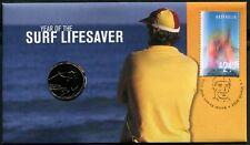 AUSTRALIA - 2007 'YEAR OF THE SURF LIFESAVER' PNC [B6238]