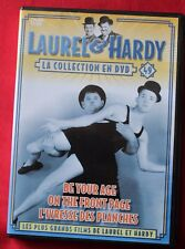 Laurel & Hardy, be your age + 2 episodes, DVD N° 49