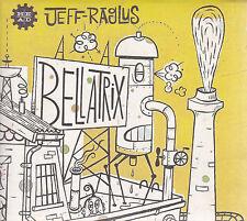 JEFF-RAGLUS Bellatrix CD - Digipak