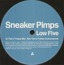 SNEAKER PIMPS - Low Five (Todd Terry Rmx) - Clean Up