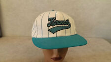 VTG Kenworth Pinstripe Trucker Snapback Ball Cap/Hat NOS USA made