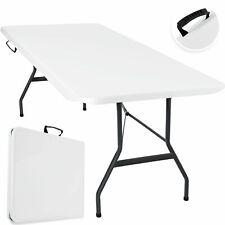 KESSER® Klapptisch Buffettisch Gartentisch 183cm Campingtisch klappbar Garten