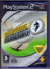 PS2 Gaelic Games Hurling (2007) UK Pal, Brand New & Sony Factory Sealed