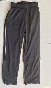 OLD NAVY PANTS 14 16 XL ACTIVE casual Sports Pants ELASTIC WAIST GRAY BLACK