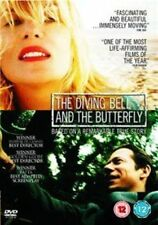 Diving Bell and The Butterfly 5060002835975 DVD Region 2