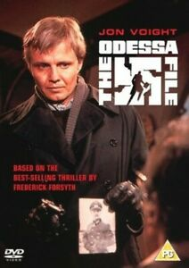 The Odessa File [DVD] [1974] - DVD  UOVG The Cheap Fast Free Post