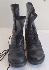 US Army or Marine Corps Corcoran Black Paratrooper Jump Boots size 6 M