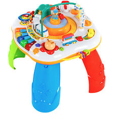 Activity Table Baby Toy Musical Educational Interactive for toddler Kids KP6337