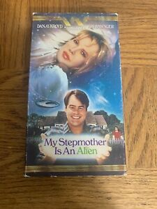 My Stepmother Is An Alien  VHS