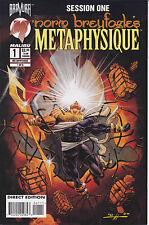 Metaphysique #1 - Apr/95 - Malibu Comics - by Norm Breyfogle