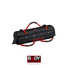 Body Sculpture BW830 Sandbag Training Bag (with DVD) adjustable 5, 10, 15 & 20kg