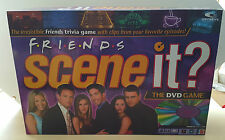 Friends Scene It - Mattel DVD Trivia Board Game Adult Party Game Excellent