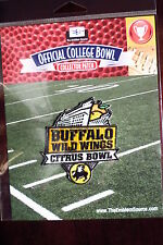 NCAA College Football Citrus Bowl Patch 2014/15 Minnesota, Missouri