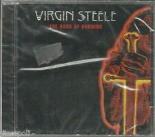 VIRGIN STEELE - The book of burning - CD 2001 SIGILLATO