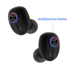 Bluetooth 5.0 Headset TWS Wireless Earphones Mini Earbuds