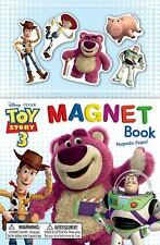 Toy Story 3 Magnet Book (Disney/Pixar Toy Story 3) (Magnetic Play Book)